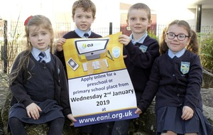 Apply online for a pre-school or primary school place