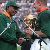 GAA Videos: On This Day - Jan 2 1967: Francois Pienaar, South Africa's World Cup-winning captain, is born