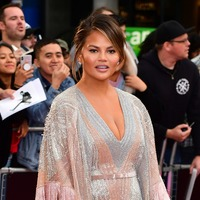 Chrissy Teigen jokes she's going to 'find my eyeball' after new year mishap