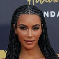 Kim Kardashian kicks off 2019 with sweet snap of daughter and niece