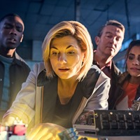 Doctor Who sees battle with a Dalek in New Year's Day special