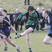Holy Trinity, Cookstown to travel to Pairc Esler to take on St Colman's
