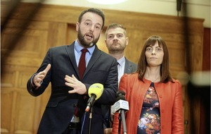 Fianna Fáil talks: SDLP must 'stretch beyond comfort zone', party leaders say