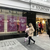 New Look announces closure of Donegall Place store in central Belfast