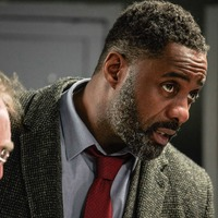 Luther viewers complain they cannot see action in dark episode