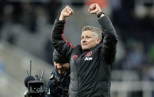 Ole Gunnar Solskjaer notches fourth successive win as Manchester United boss