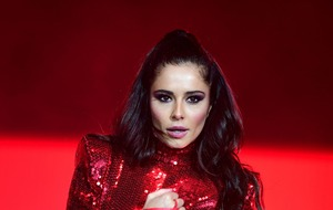 Cheryl says under-fire entertainers 'not trying to revolutionise the world'