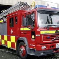 Four pensioners rescued from north Belfast fire