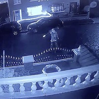 CCTV capturing 'Santa' gun attack raises questions about lack of arrests