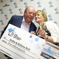 Lottery winners who scooped £115 million jackpot to go public