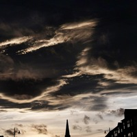 Cloud cover overnight scuppers meteor shower hopes