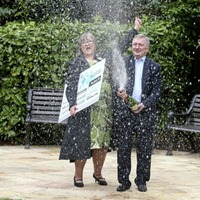 Frances and Patrick Connolly full of wit and joy as they tell of EuroMillions win