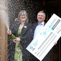 New lottery winners to share their wealth