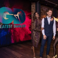 Down's Syndrome performer and Pan's People star compete in The Greatest Dancer