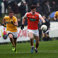Armagh outclass Antrim with display of pace and power