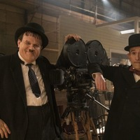 Laurel and Hardy biopic 'love story of two friends at end of their careers'