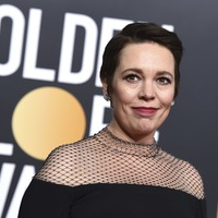 Olivia Colman melts hearts online with Golden Globes speech