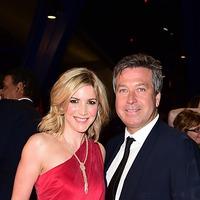 Lisa Faulkner announces engagement to MasterChef judge John Torode
