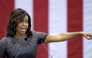 Fionnuala O Connor: Optimism lies at heart of Michelle Obama's story