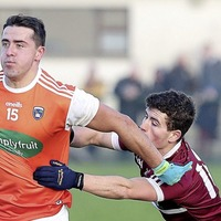 Armagh's Stefan Campbell back and looking forward positively