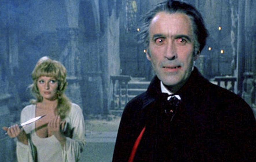 Cult Movie: Dracula AD 1972 a hippy horror from Hammer ...