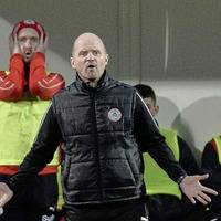 Barry Gray's time at Cliftonville may not be over just yet