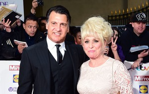 Barbara Windsor's husband: I can't leave her by herself anymore