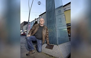 Council to consider action over new plaque on Omagh bomb memorial