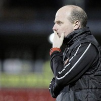 'I'm not helping to pay Cliftonville players' wages says boss Barry Gray