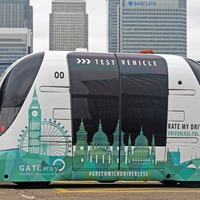 Driverless cars among UK motor industry's greatest strengths, Liam Fox tells CES