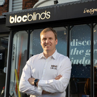 Bloc Blinds showcases smart home device at Las Vegas technology expo
