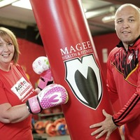 Boxer Brian Magee packs punch for Action Cancer with fourth white collar tournament