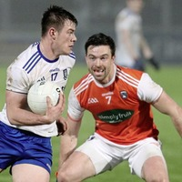 Armagh edge Monaghan to set up Donegal date