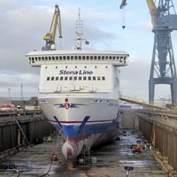 Stena turns to H&W for £5m fleet upgrade