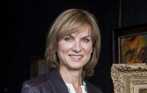 Fiona Bruce: I'm expecting Question Time viewers to say 'who the hell is that?'