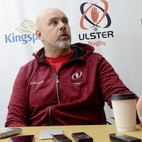 Eric O'Sullivan set for biggest game of his career as Ulster tackle French giants, Racing 92
