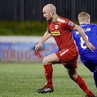 We need to stick together and come through slump: Cliftonville boss Barry Gray