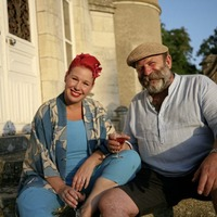 Life in French chateau is great, but Dick Strawbridge does miss his soda bread