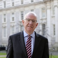 Republic's justice minister Charlie Flanagan 'deeply concerned' about fire at proposed centre for asylum seekers