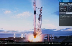 Rocket specialists SpaceX launch first mission of 2019
