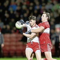 Tyrone manager Mickey Harte expects tough tough test from Derry in Dr McKenna Cup semi-final