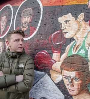 Boxing's in the blood in the Bone and Ardoyne