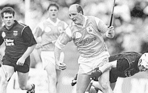 Back in the day - Terence McNaughton hunted for Antrim hurling hot seat - Jan 15 1999