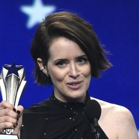 Claire Foy delivers powerful speech while accepting #SeeHer award