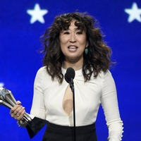 Sandra Oh pays tribute to Killing Eve co-star and 'my other half' Jodie Comer
