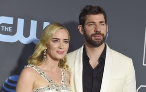 John Krasinski calls wife Emily Blunt the love of his life