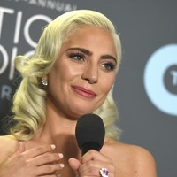 Winner Lady Gaga leaves Critics' Choice Awards to 'say goodbye' to dying horse