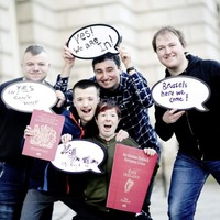 Young disabled ambassadors take part in €237,000 EU project