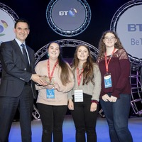 Young scientists of the future show their mettle at BT showpiece