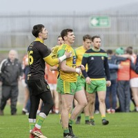 Jamie Brennan happy to take lead role for Donegal